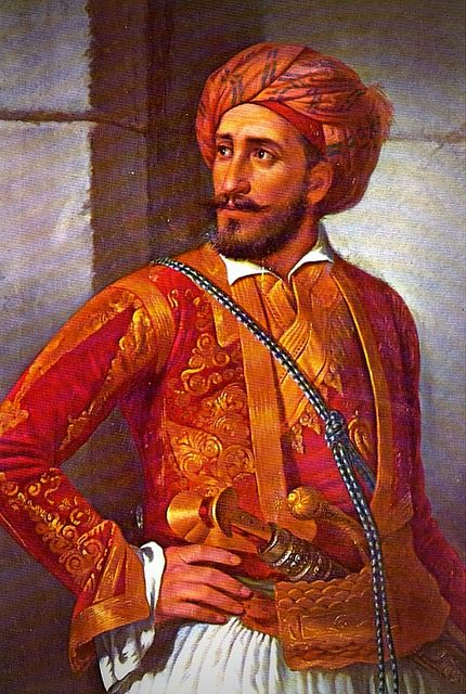 General Yannis Makriyannis was a Greek merchant, military officer, politician and author. A merchant is a businessperson who trades in commodities produced by others, in order to earn a profit.