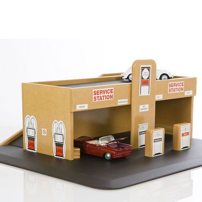 toy garage | car garage a perfect little garage for the perfect little