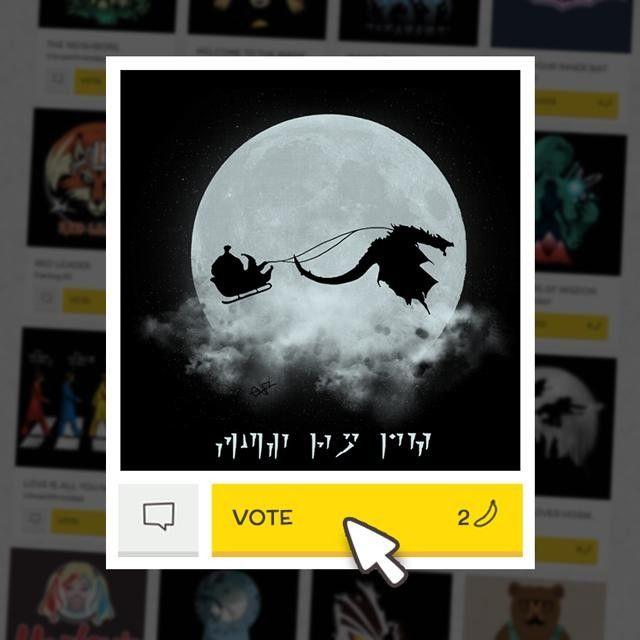 (EN) Were pleased to present our latest t-shirt designs ! VOTE for your favorites on WWW.WISTITEE.COM (FR) De nouveaux designs sont disponibles ! VOTEZ pour vos préférés sur WWW.WISTITEE.COM  #Skyrim #Dovahkiin #PereNoel #Noel #dragon #lune #SantaClaus #Christmas #moon #EnaGrapher #wistitee #design #tee #tshirt #illustration #mypushup http://ift.tt/1GHJQNK