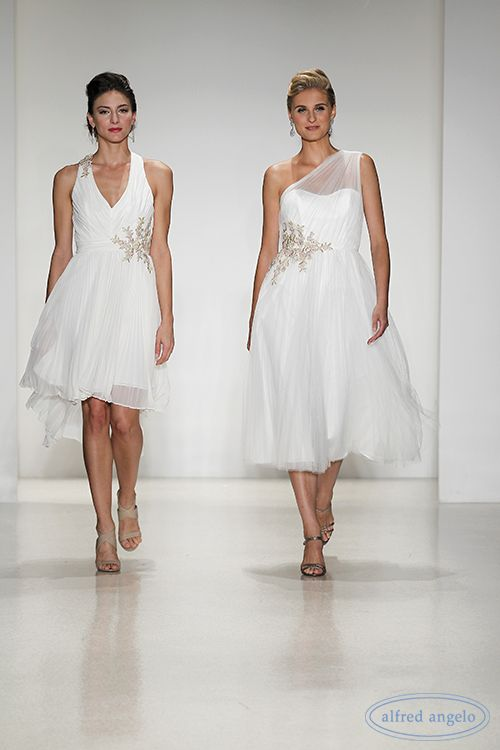 178 best Toni bridal images on Pinterest   Short wedding gowns ...