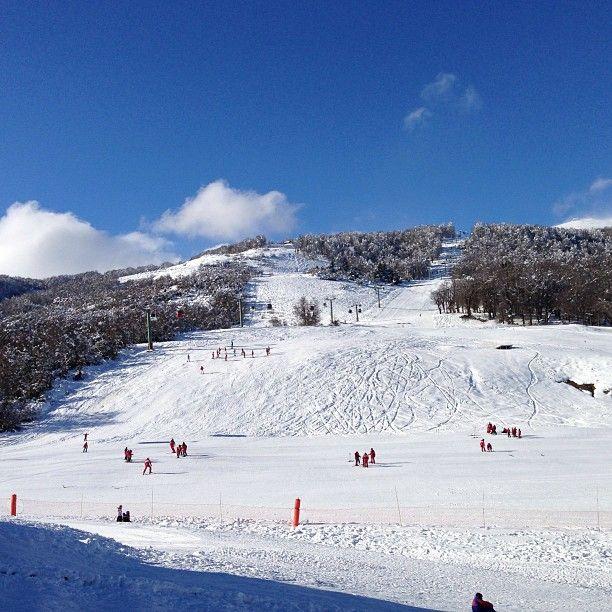 Chapelco Ski Resort en San Martín de los Andes, Neuquén