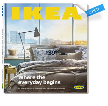 (link) online Catalog: IKEA (U.S.A.) ~ Browse the IKEA Catalog, flyers and brochures right here!  ~ for more great PINs w/good links visit @djohnisee ~ have fun!