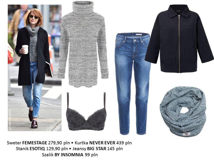 W stylu Emmy Stone       Zobacz cały artykuł na naszej stronie: http://fashionmedia.pl/2017/02/04/stylu-emmy-stone/  Kategorie: #Jejstyl Tagi: #EmmaStone