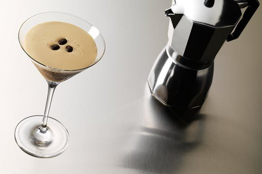 A blend of Smirnoff Espresso, fresh-brewed espresso coffee, honey and Baileys Coffee, the Smirnoff Espresso martini is a very modern drink based on an old classic, with a clean clear delivery of vodka, rich creamy flavours and a touch of delicious bitterness.