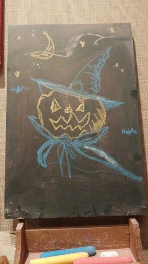 Because  it is Halloween♪(^^)