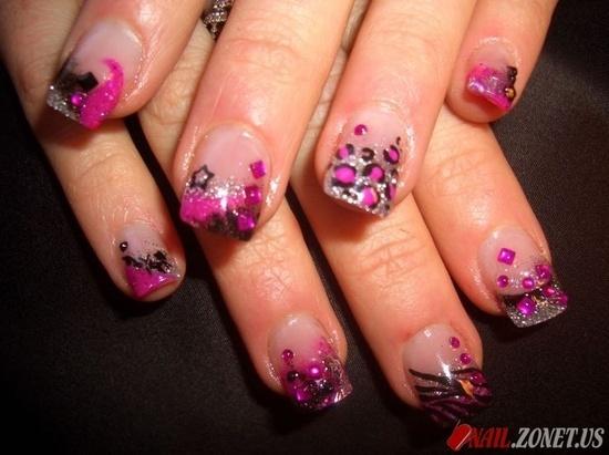 Ghetto Acrylic Nail Designs | ... acrylic nail designs 96 zebra acrylic nail designs 95 ghetto nail