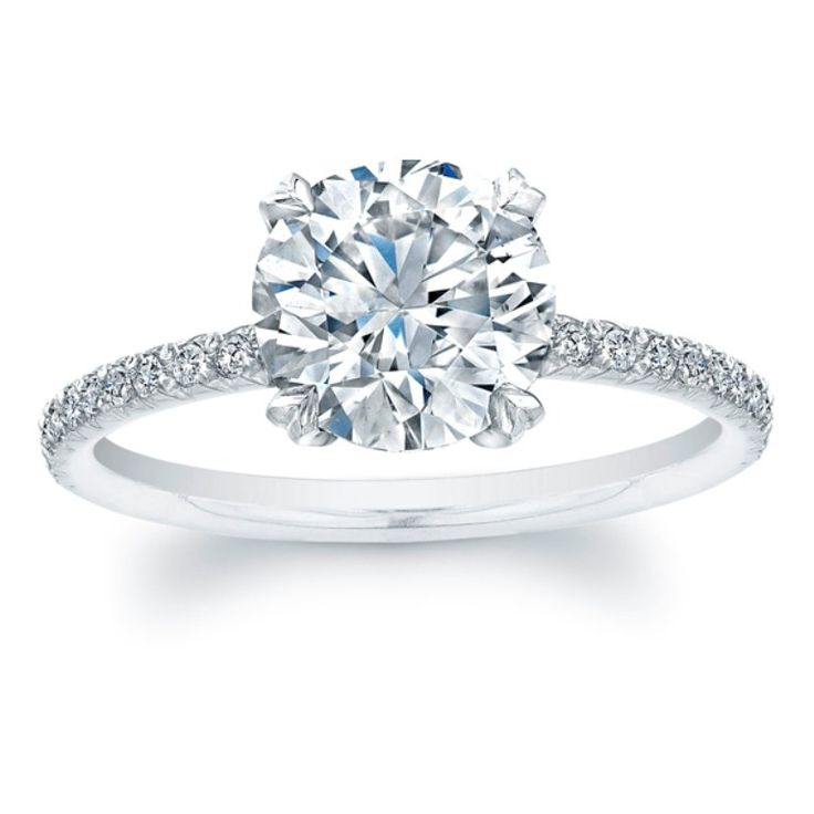 17 Best ideas about Solitaire Engagement Rings on Pinterest | Pretty engagement  rings, Beautiful engagement rings and Solitaire engagement