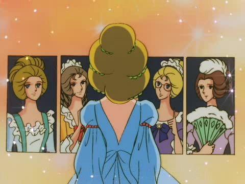 Rose of Versailles: Rosalie