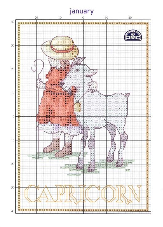 Gallery.ru / Photo # 30 - The world of cross stitching 105 December 2005 - tymannost