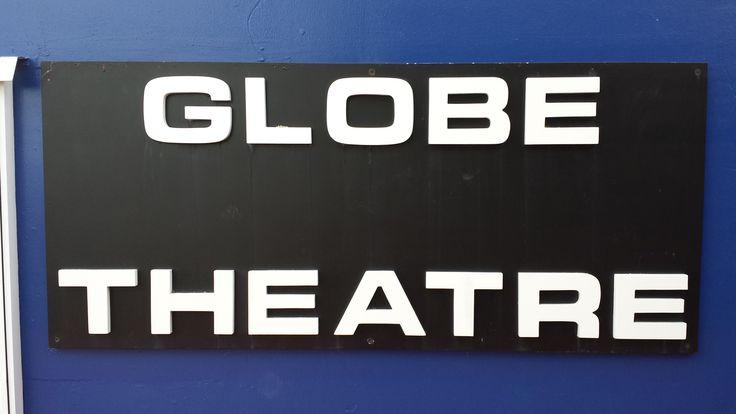 We have the Globe Theatre! #theglobe #manawatu #pnpersonnel