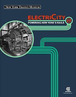 New York Public transit brochure cover
