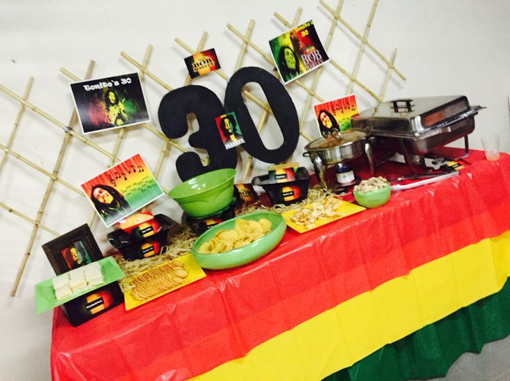 38 Best Jamaican Themed Party Images On Pinterest: 17 Best Images About Bob Marley Party On Pinterest