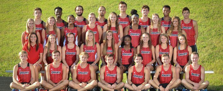 Drury track & field teams earn Team Scholar Awards; DU men's squad had NCAA-II's top team GPA