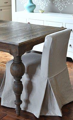 Best 25+ Chair slipcovers ideas on Pinterest | Parsons ...