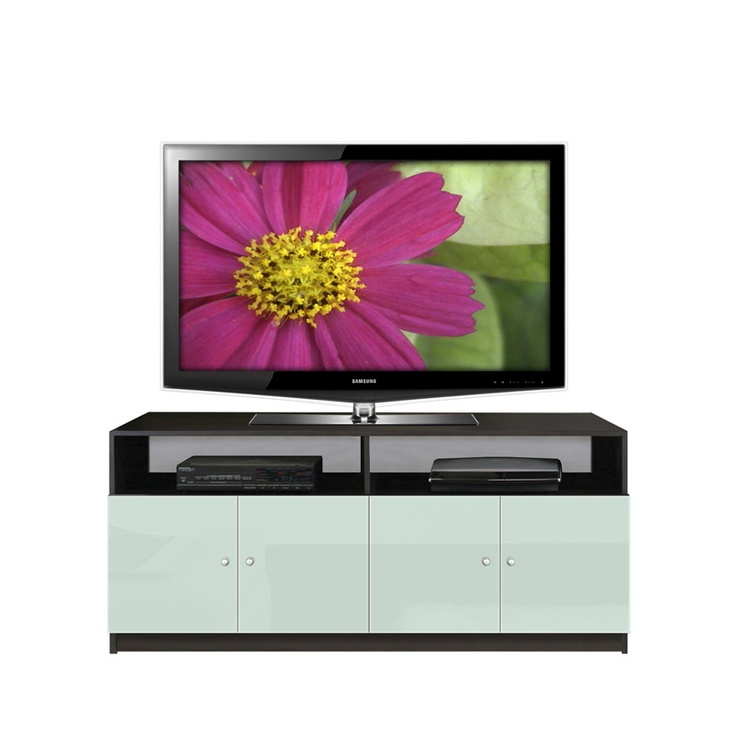 1000 ideas about flat screen tv stands on pinterest - Best size flat screen tv for living room ...