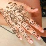 New Latest Mehendi Design For Diwali 2012 For Hands-3