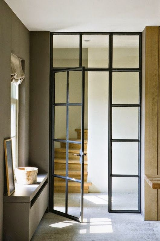72 Best Steel Frame Doors And Windows Images On Pinterest