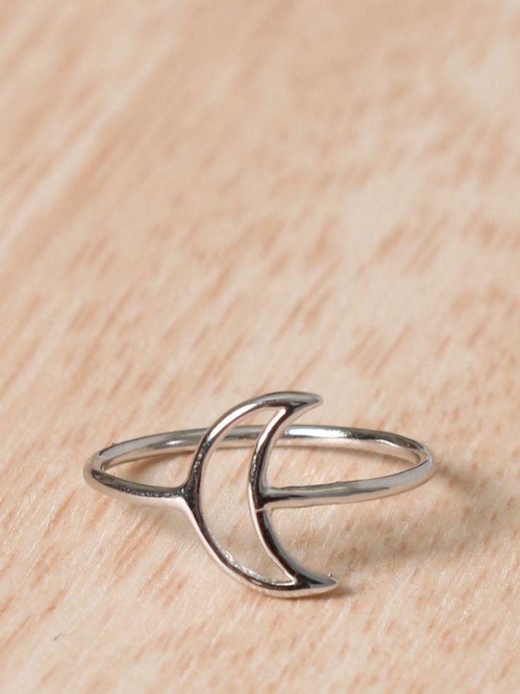 Moon Ring - Gypsy Warrior