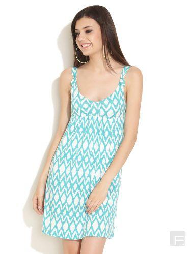 Iket Print Knotted Strap Dress | Roxy