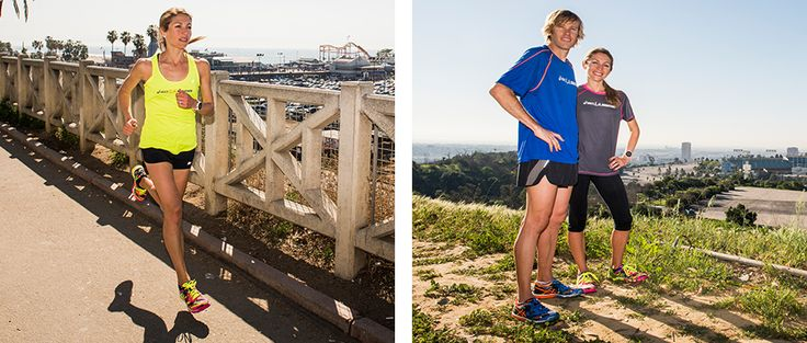 Elite runners Sara and Ryan Hall talk nutrition, training and race day strategy for the upcoming 2015 LA Marathon.