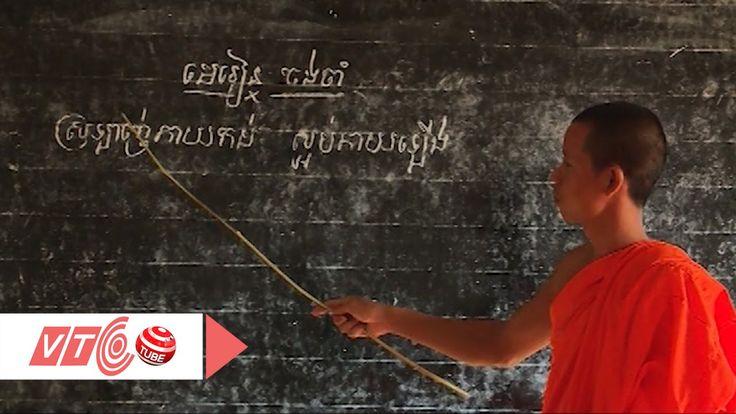 Khám phá chữ viết của người Khmer Nam Bộ | VTC