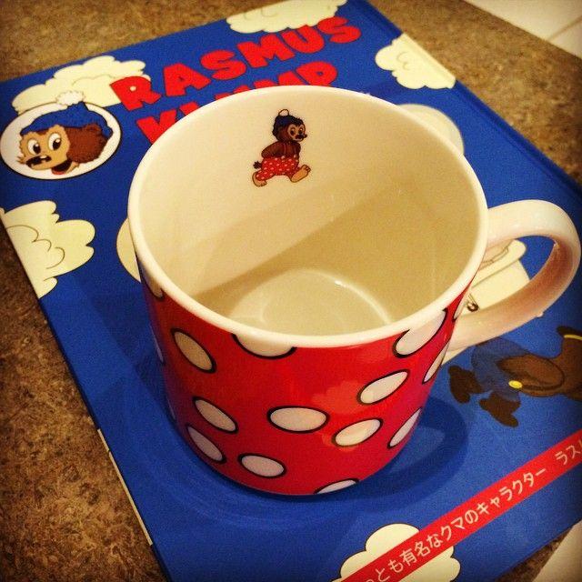 Instagram media dendero - 最終日のTRAVELLERSでラスムスのマグカップゲット #travellers #rasmusklump #ラスムスクルンプ