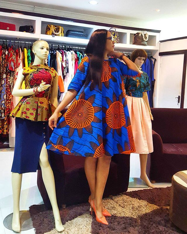 Get the look at Kiki's Fashion Boutique #kikisfashion#kikisdesign#kikisdress#africanfashion @kikizimba