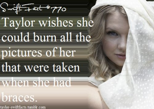 Taylor Swift Facts me too taylor.. Me too