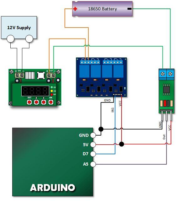 #IoT Arduino 18650 Charger Tutorial... %desc