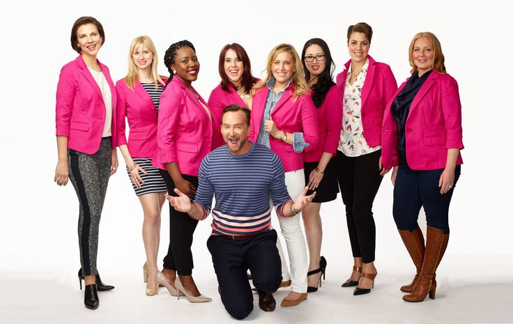 Clinton Kelly for QVC