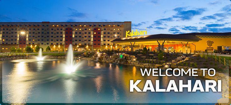 Kalahari Waterparks, Resorts & Conventions•Pocono Mountains, Pennsylvania•Indoor Waterpark
