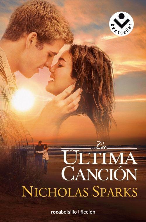 """""""La última canción"""" de Nicholas Sparks. Ficha elaborada por Tania Mateos."""