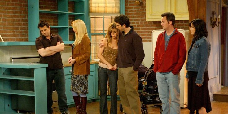 Friends dernier episode