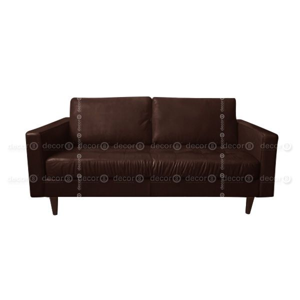 Dark Brown Leather Sofa Contemporary Leather Sofa Luxury Leather Sofas Leather Sofa