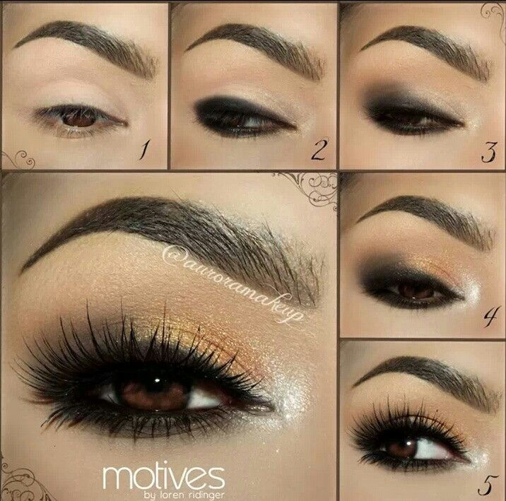 How to do eye makeup for a party