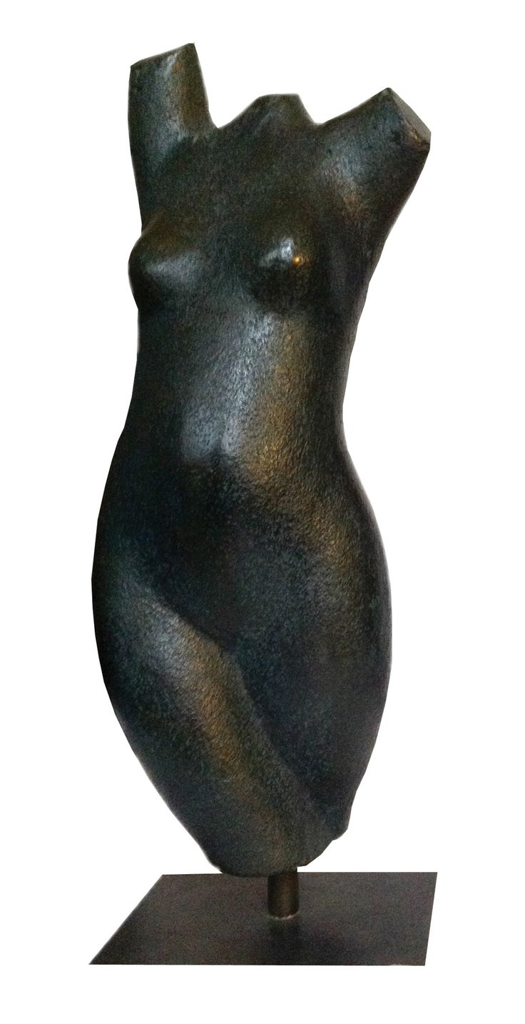 Mila | From a unique collection of nude sculptures at https://www.1stdibs.com/art/sculptures/nude-sculptures/