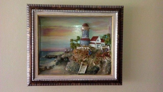 Deniz feneri tablom