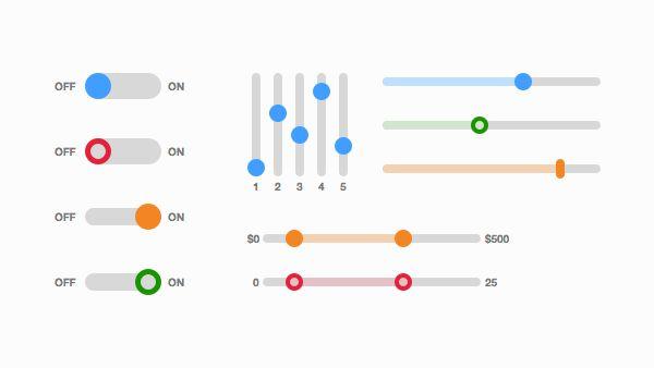 range slider design - Google Search