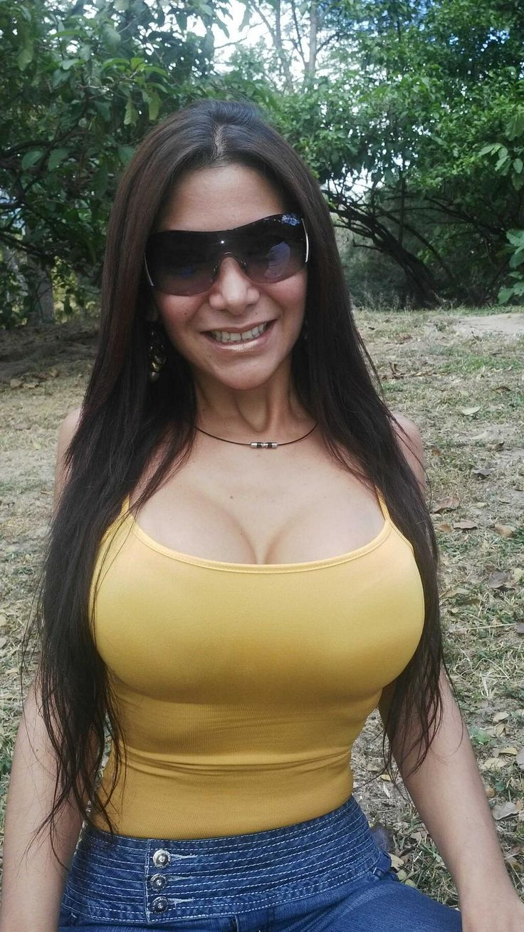 big titted busting out of there tops