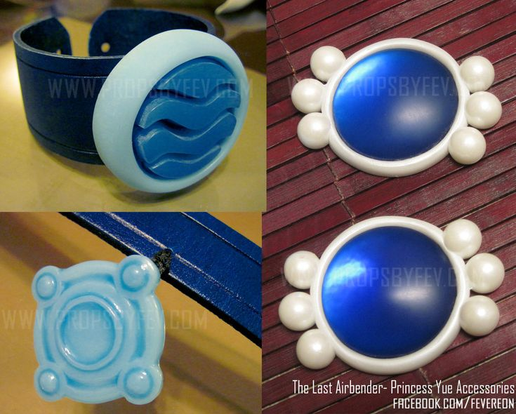 Princess Yue Accessories by fevereon on deviantART