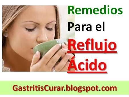 Remedio natural para el reflujo acido: Aquí es una forma rápida para detener la acidez de estómago