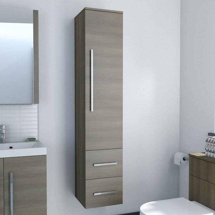 25 creative bathroom storage narrow Thin bathroom cabinet
