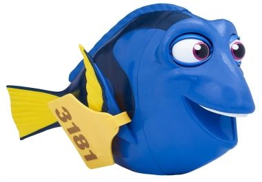 Finding Dory My Friend Dory is for all the fans that loved the Disney classic that is Finding Nemo.<br /><br /> Dory (voice be Ellen DeGeneres) is a wide-eyed, blue tang fish who has a really bad memory and can only remember things for about 10 secon