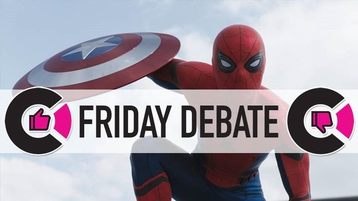 Friday Debate: Enough with the Superhero movies already! Are you sick of them?