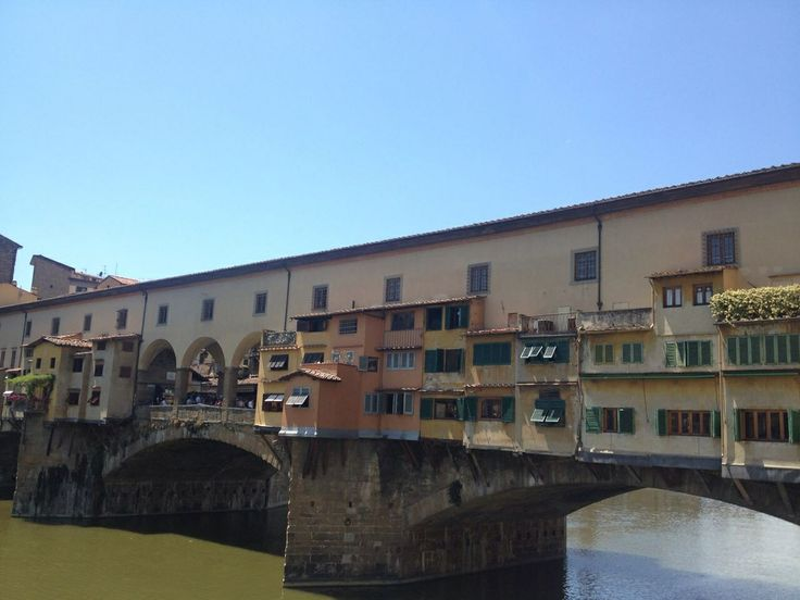 Arno River - Firenze - Florence - Italy