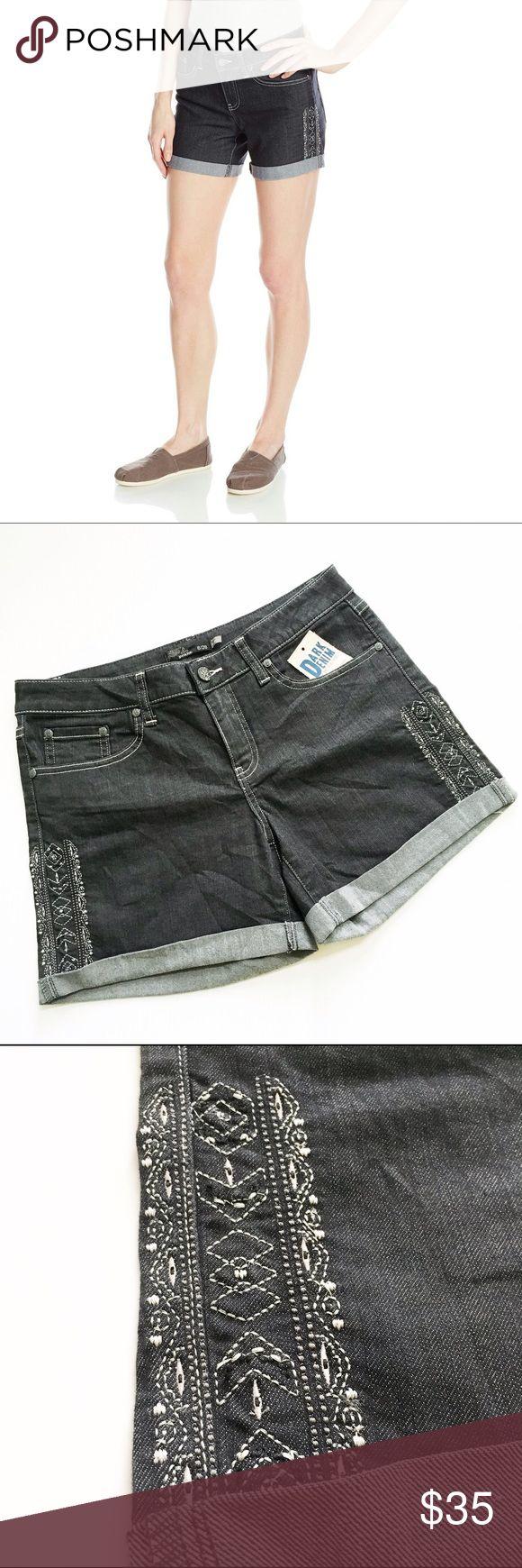 Prana Kara Denim Aztec Shorts These are NWT Prana Kara Denim Aztec Shorts. In excellent conditon; New with tags. Prana Shorts