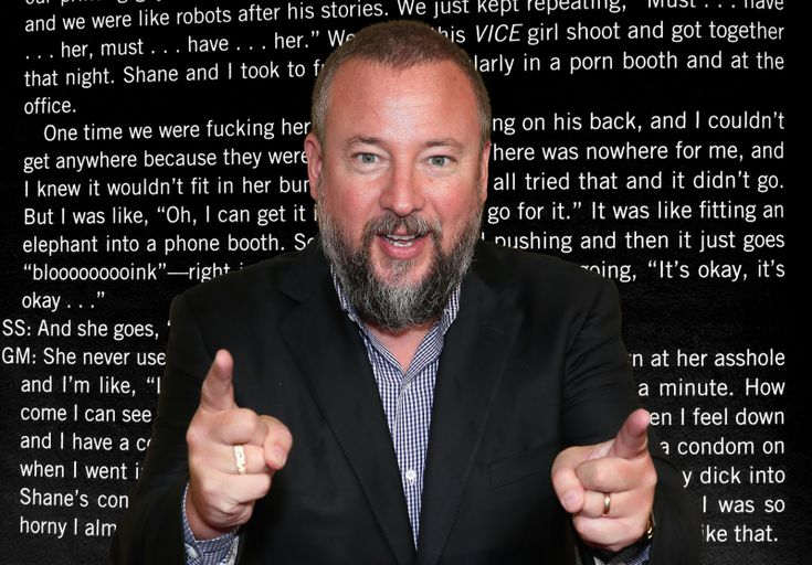 Double-Stuffing a Condom With His Friend's Dick and Other Shane Smith Tales on the Eve of Vice's Historic Obama Interview