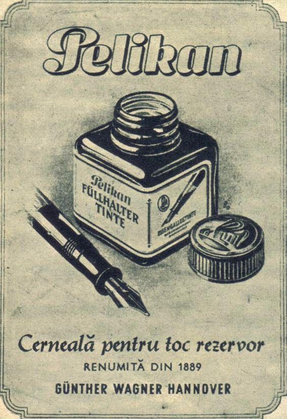 Pelikan ink