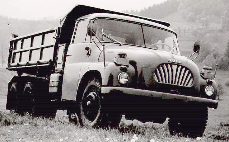 Tatra 138, 6X6, V-8 DIESEL, ALL PNEUMATIC, FULL ALL DIFF LOCKS