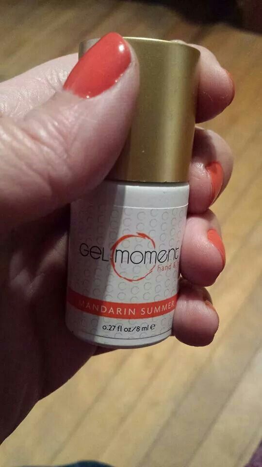 GelMoment - Mandarin Summer